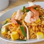 Receta arroz con camarones de imusa