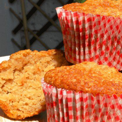Receta muffins con clic & mix