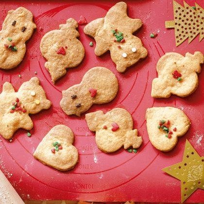 Receta galletas de azúcar de imusa