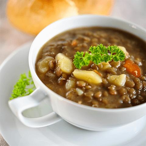 Cocina Lentejas | Lentejas Imusa La Experta En Cocina Colombiana