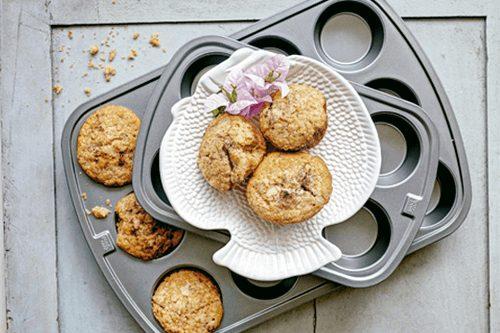 Receta muffins canela de imusa