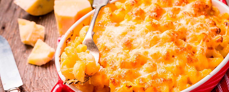 Macarrones con queso en la Olla Arrocera PEGA