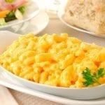 Receta macarrones con queso de imusa