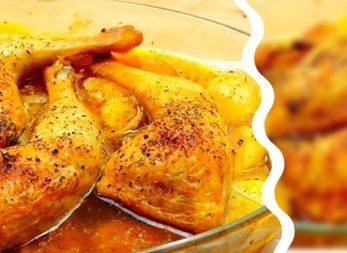 Receta Imusa para Navidad: Pollo a la cerveza con papas al romero