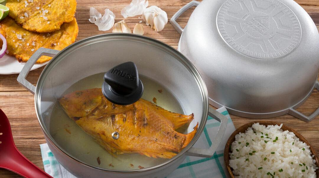 Cómo conseguir un pescado frito perfecto