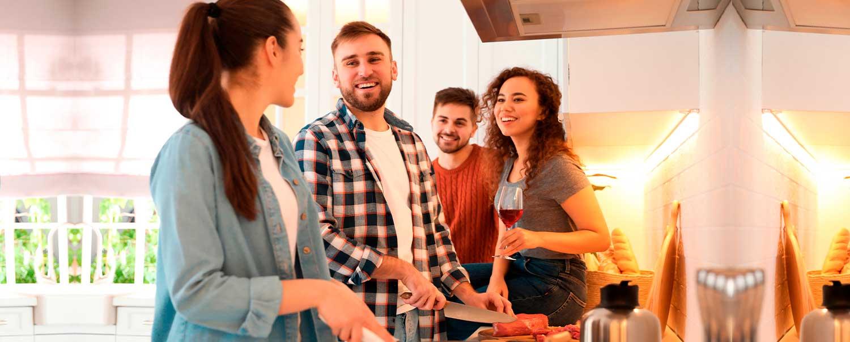 4 preparaciones diferentes para una tarde con amigos