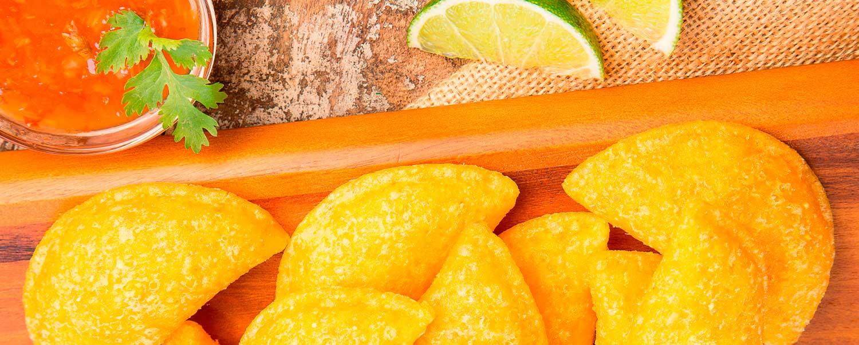 Empanadas de caldero: receta tradicional colombiana