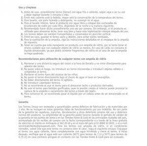 Manual de uso termo liso