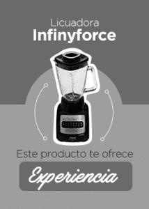 Licuadora infiny force