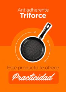 Prueba producto triforce