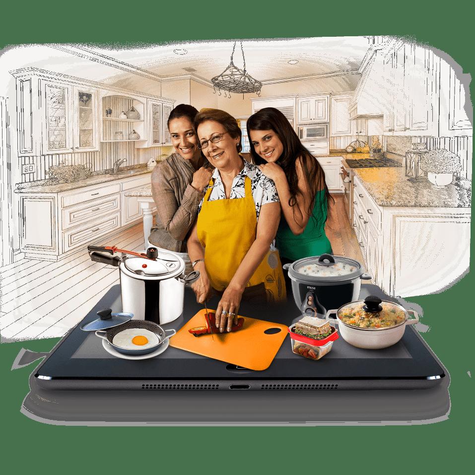 Banner familia cocinando 1