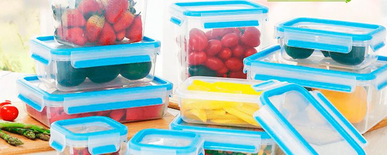 ¿Cómo usar los recipientes Master Fresh de IMUSA?