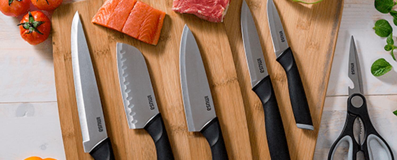 Conoce los cuchillos Confort de Imusa