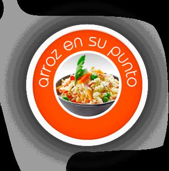 Logo de la olla inox de imusa